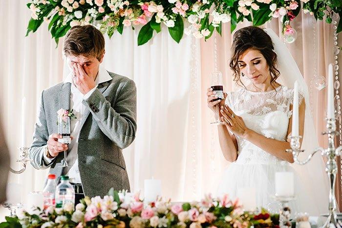 Невеста получила скрин переписки жениха с другой прямо перед свадьбой